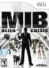Men In Black: Alien Crisis Wii cover (S3ZE52)