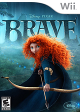 Brave: The Video Game Wii cover (S6BE4Q)