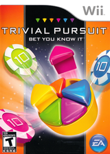 Trivial Pursuit: Bet You Know It Wii cover (S7BE69)