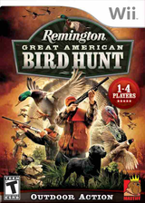 Remington Great American Bird Hunt Wii cover (SBHEFP)