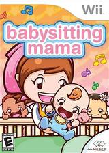 Babysitting Mama Wii cover (SBWE5G)