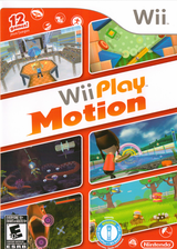 Wii Play: Motion Wii cover (SC8E01)