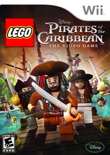 LEGO Pirates of the Caribbean: The Video Game Wii cover (SCJE4Q)