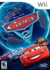Cars 2 Wii cover (SCYE4Q)