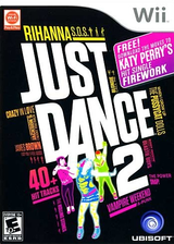 Just Dance 2 Wii cover (SD2E41)