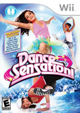 Dance Sensation! Wii cover (SDEE5G)