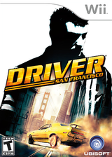 Driver: San Francisco Wii cover (SDVE41)