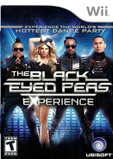 The Black Eyed Peas Experience Wii cover (SEPE41)