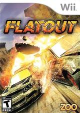 Flatout Wii cover (SF4E20)