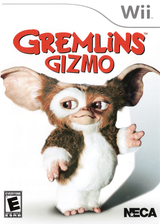 Gremlins: Gizmo Wii cover (SG9EYC)