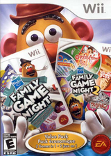 Hasbro: Family Game Night Value Pack Wii cover (SGNE69)
