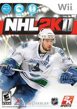 NHL 2K11 Wii cover (SH3E54)