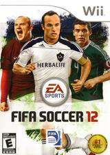 FIFA Soccer 12 Wii cover (SI3E69)