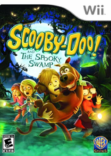 Scooby-Doo! and the Spooky Swamp Wii cover (SJ2EWR)