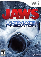 JAWS: Ultimate Predator Wii cover (SJAE5G)
