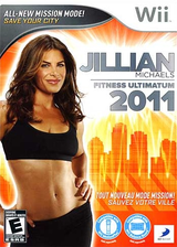 Jillian Michaels Fitness Ultimatum 2011 Wii cover (SJIEG9)