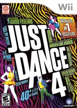 Just Dance 4 Wii cover (SJXE41)
