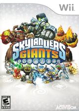 Skylanders: Giants Wii cover (SKYE52)