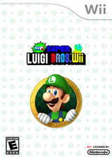 MLG Super Luigi Bros Wii CUSTOM cover (SLBE01)
