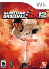 Major League Baseball 2K12 Wii cover (SM9E54)