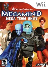 Megamind: Mega Team Unite Wii cover (SMGE78)