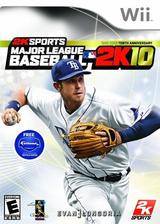 Major League Baseball 2K10 Wii cover (SMLE54)