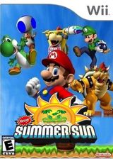 Newer Summer Sun CUSTOM cover (SMNE06)