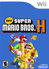 New Super Mario Bros. H CUSTOM cover (SMNE20)