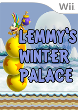 Lemmy's Winter Palace CUSTOM cover (SMNE45)