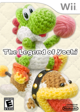 The Legend of Yoshi CUSTOM cover (SMNE66)