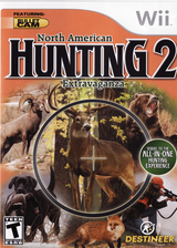 North American Hunting Extravaganza 2 Wii cover (SNEENR)