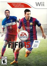 FIFA 15 Wii cover (SQVE69)