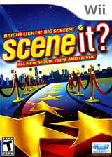 Scene It? Bright Lights! Big Screen! Wii cover (SSCXPM)