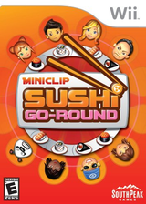 Sushi Go Round Wii cover (SSUES5)