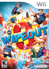 Wipeout 3 Wii cover (SSVE52)
