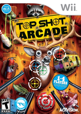 Top Shot Arcade Wii cover (ST9E52)