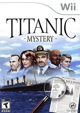 Titanic Mystery Wii cover (STMEGN)