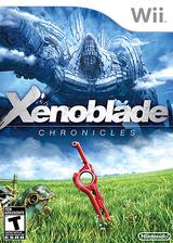 Xenoblade Chronicles Wii cover (SX4E01)