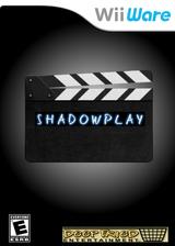 ShadowPlay WiiWare cover (W48E)