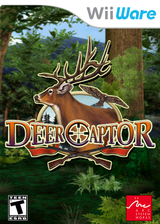 Deer Captor WiiWare cover (W4KE)