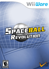 Spaceball Revolution WiiWare cover (W4TE)