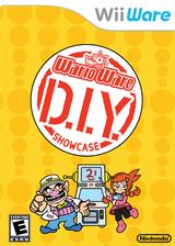 WarioWare: D.I.Y. Showcase WiiWare cover (WA4E)