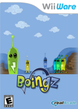 Boingz WiiWare cover (WBIE)