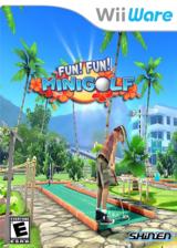 Fun! Fun! Minigolf WiiWare cover (WFFE)