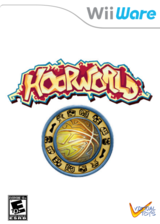 HoopWorld WiiWare cover (WHWE)