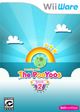 Learning with the PooYoos: Episode 2 WiiWare cover (WLNE)