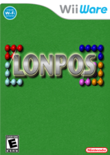 Lonpos WiiWare cover (WLPE)