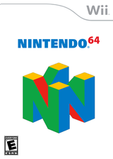 Nintendo 64 Forwarder Homebrew cover (WN64)