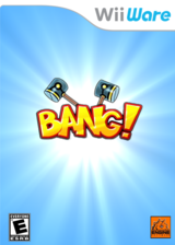 Bang Attack WiiWare cover (WNGE)