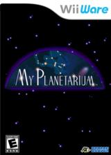 My Planetarium WiiWare cover (WP7E)